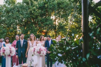 A&A rustic chic wedding