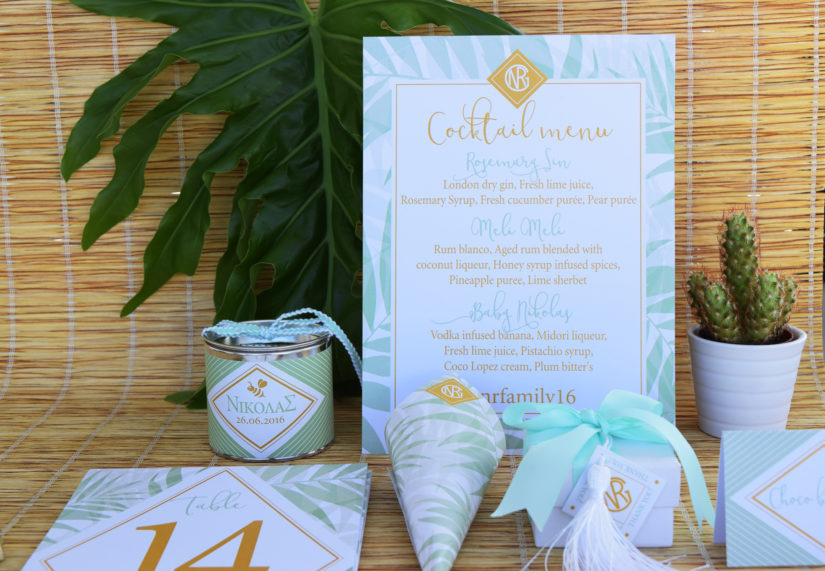 Exotic wedding & baptism