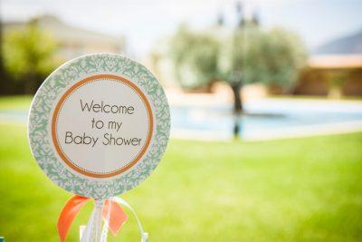 Baby shower πάρτι