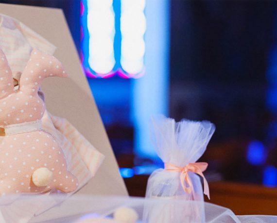 Bunny baptism