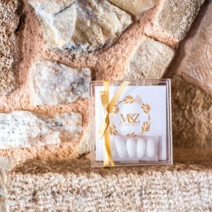 Personalized frame, monogrammed favors