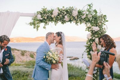G&J dreamy summer wedding
