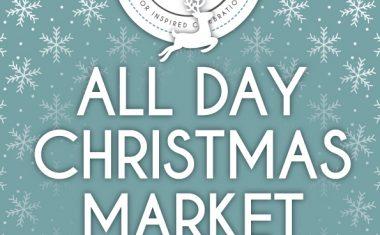 Christmas market 22/12!
