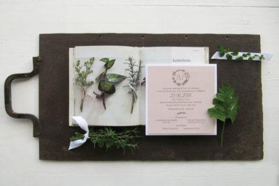 Inspiring invitations