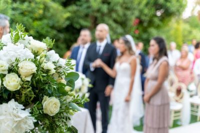 C & H γάμος στην Αθήνα