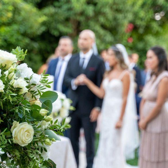 C &H wedding in Athens