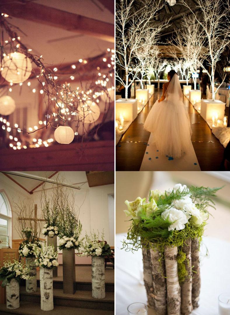 winter wedding decoration, lighting, setup χειμωνιάτικου γάμου, χειμερινός γάμος διακόσμηση χώρου