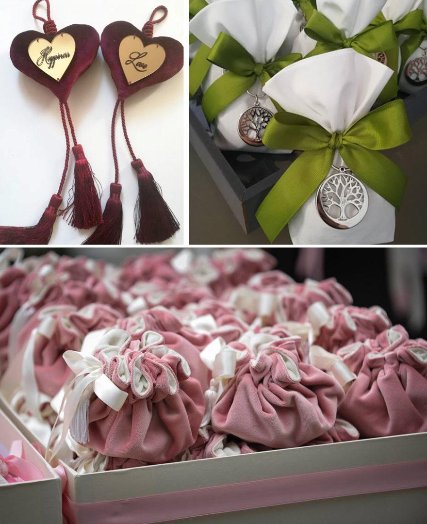 μπομπονιέρες γάμου, χειμωνιάτικος γάμος, winter favors, guests gifts